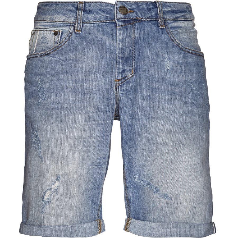 JASON 3/4 1404GY RS0709 - Jason 3/4 - Shorts - Regular - DENIM - 1