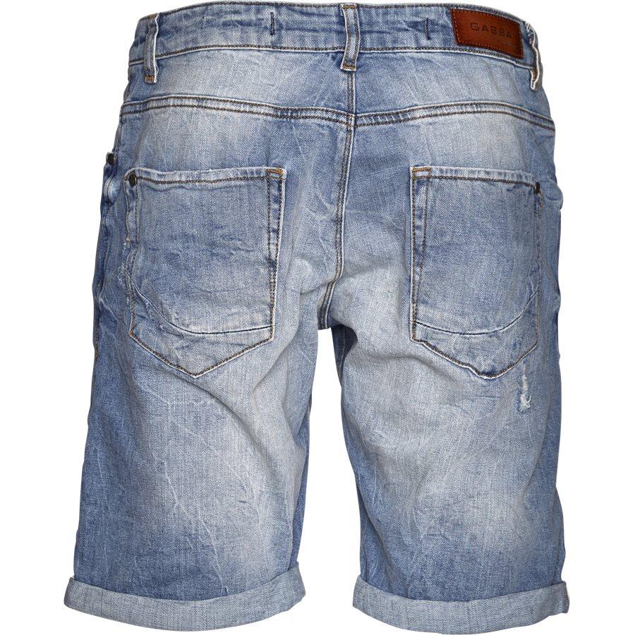 JASON 3/4 1404GY RS0709 - Jason 3/4 Shorts - Shorts - Regular - DENIM - 2