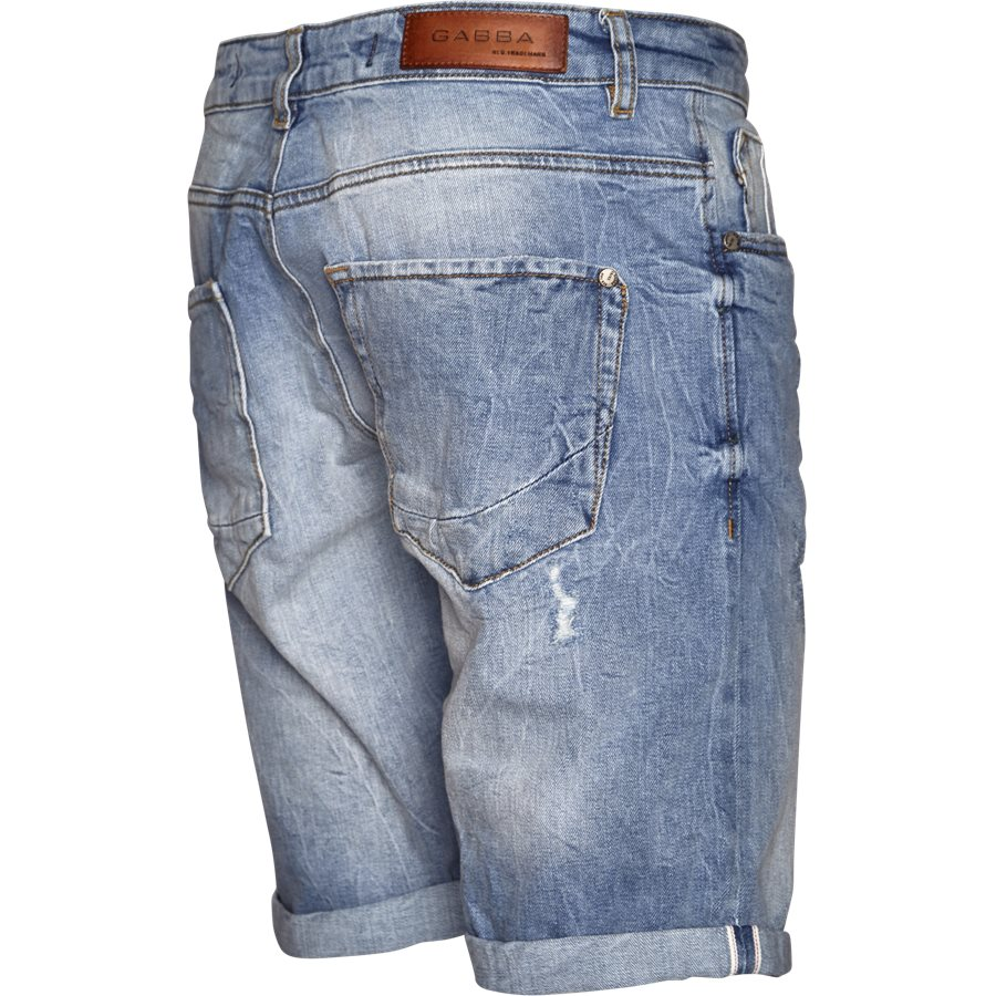 JASON 3/4 1404GY RS0709 - Jason 3/4 - Shorts - Regular - DENIM - 3