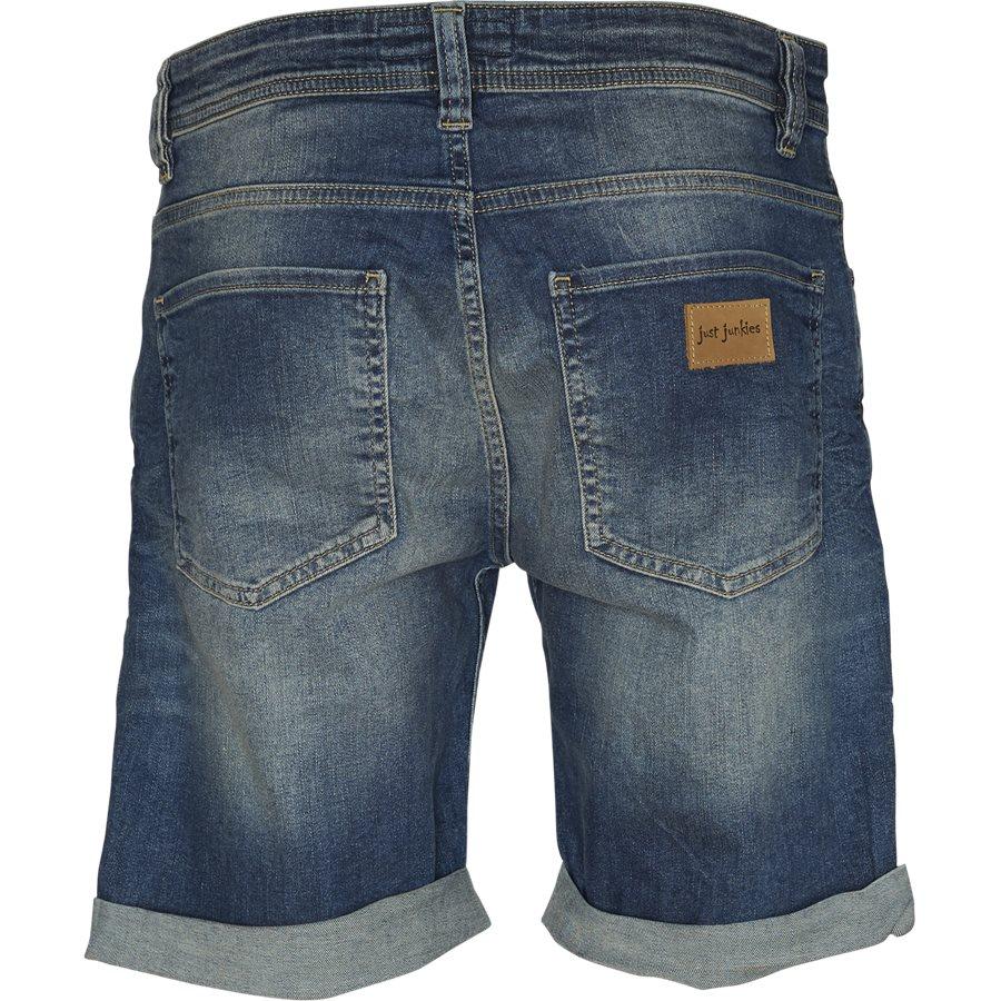 REAL BLUE MIKE SHORTS JJ644 - Real Blue Mike Shorts - Shorts - Regular - DENIM - 2