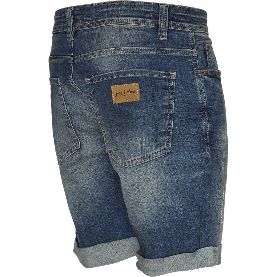 REAL BLUE MIKE SHORTS JJ644 - Real Blue Mike Shorts - Shorts - Regular - DENIM - 3