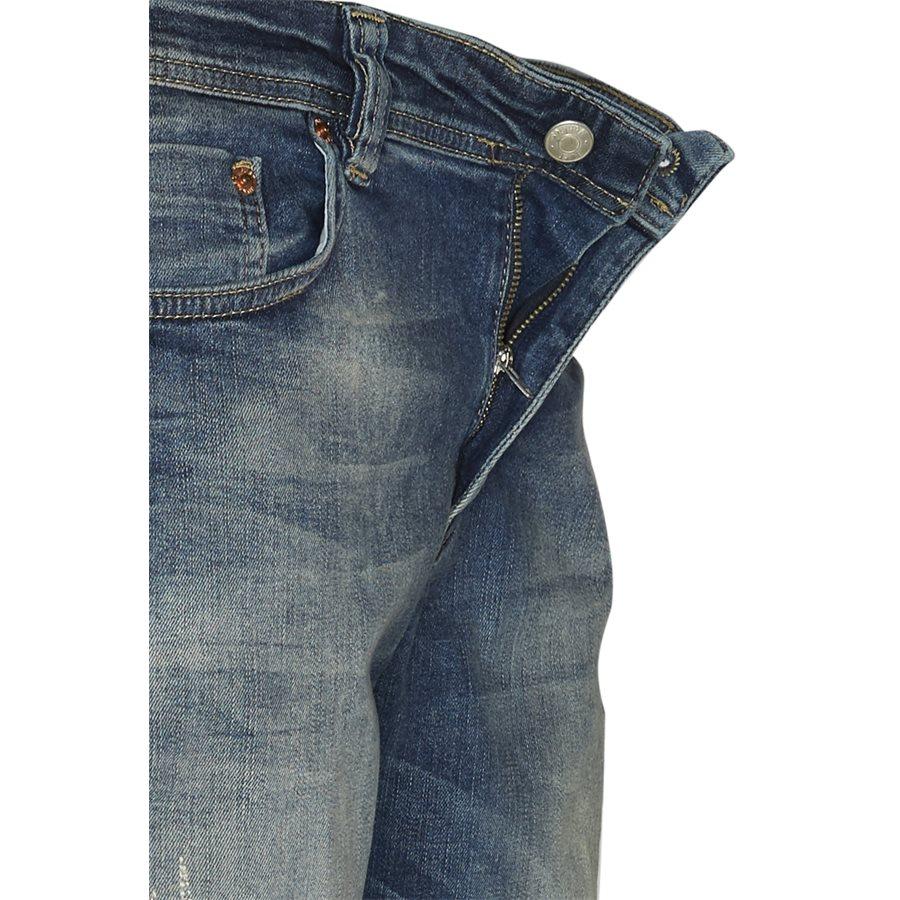 REAL BLUE MIKE SHORTS JJ644 - Real Blue Mike Shorts - Shorts - Regular - DENIM - 4