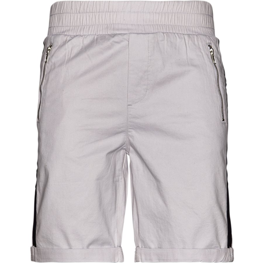 FLEX TUX SHORTS - FLEX TUX - Shorts - Regular fit - GRÅ/SORT - 2
