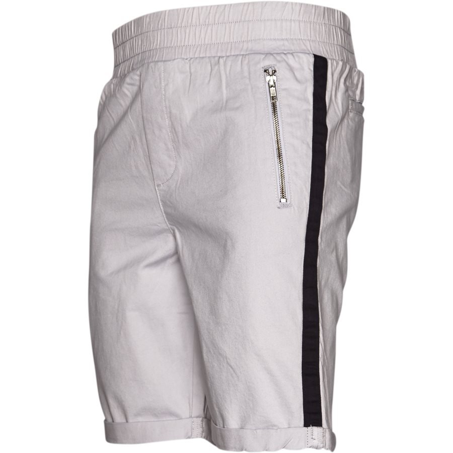 FLEX TUX SHORTS - FLEX TUX - Shorts - Regular fit - GRÅ/SORT - 1