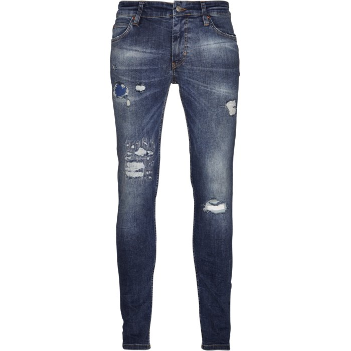 Max F-01 - Jeans - Slim - Denim
