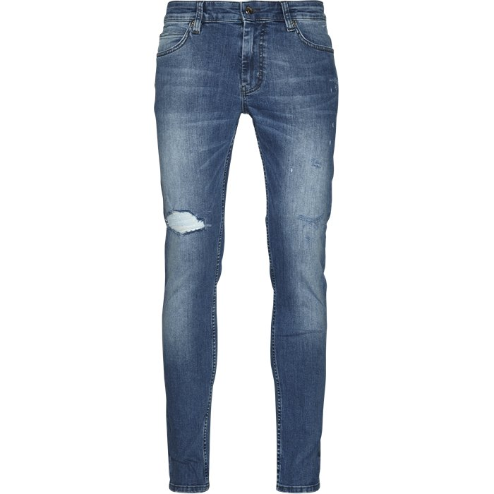 Max F-04 - Jeans - Slim - Denim