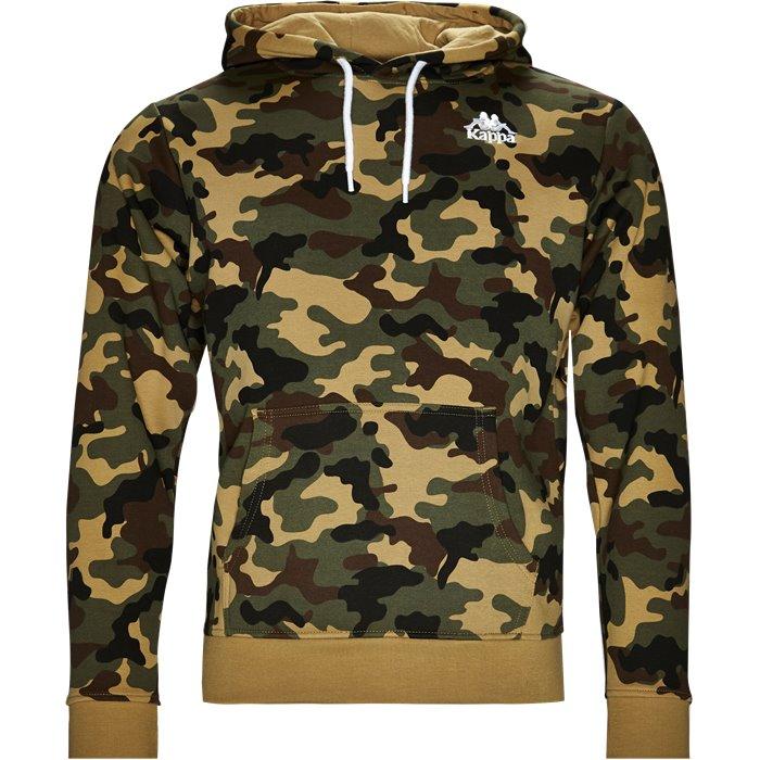 Willie - Sweatshirts - Regular - Army