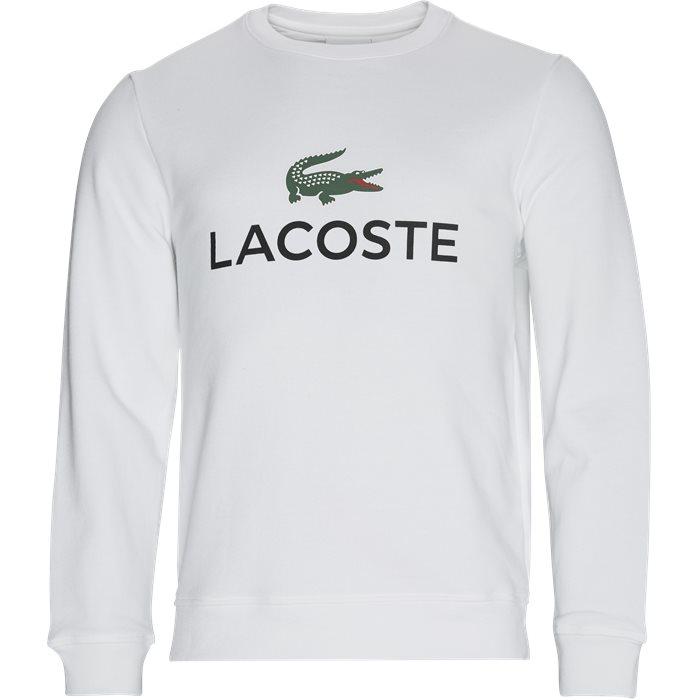 SH7041 - Sweatshirts - Regular - Hvid