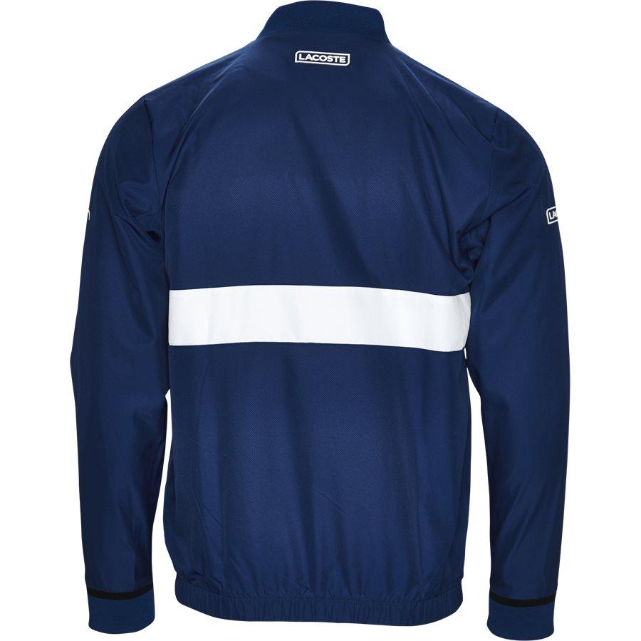 WH3323 VR. 73 - WH3323 Track Top - Sweatshirts - Regular - BLÅ - 2