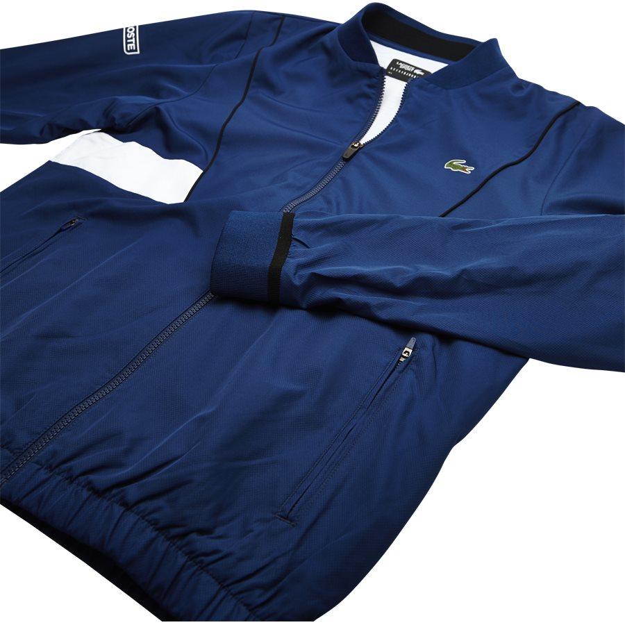 WH3323 VR. 73 - WH3323 Track Top - Sweatshirts - Regular - BLÅ - 3