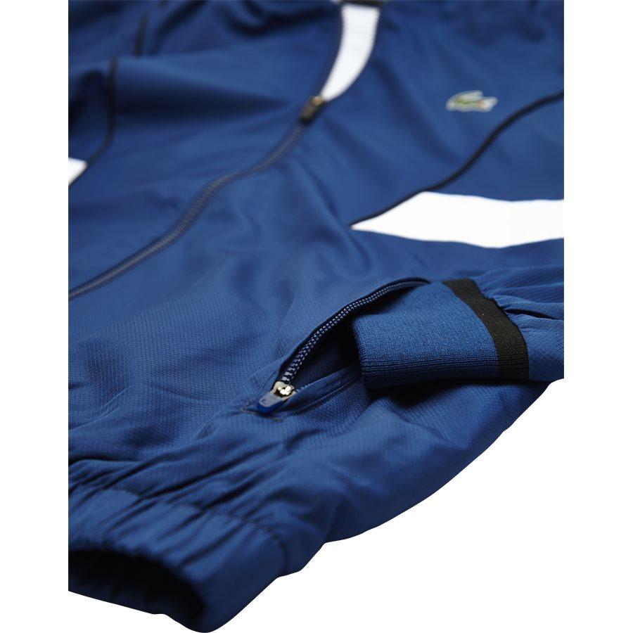 WH3323 VR. 73 - WH3323 Track Top - Sweatshirts - Regular - BLÅ - 4