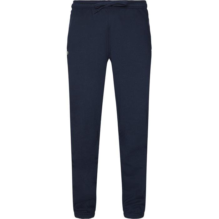 XH7611 Sweatpants - Bukser - Regular - Blå