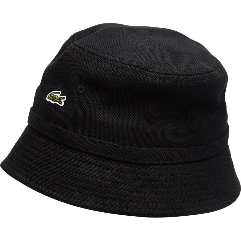 Image of   Lacoste Rk8490 Bucket Hat Sort
