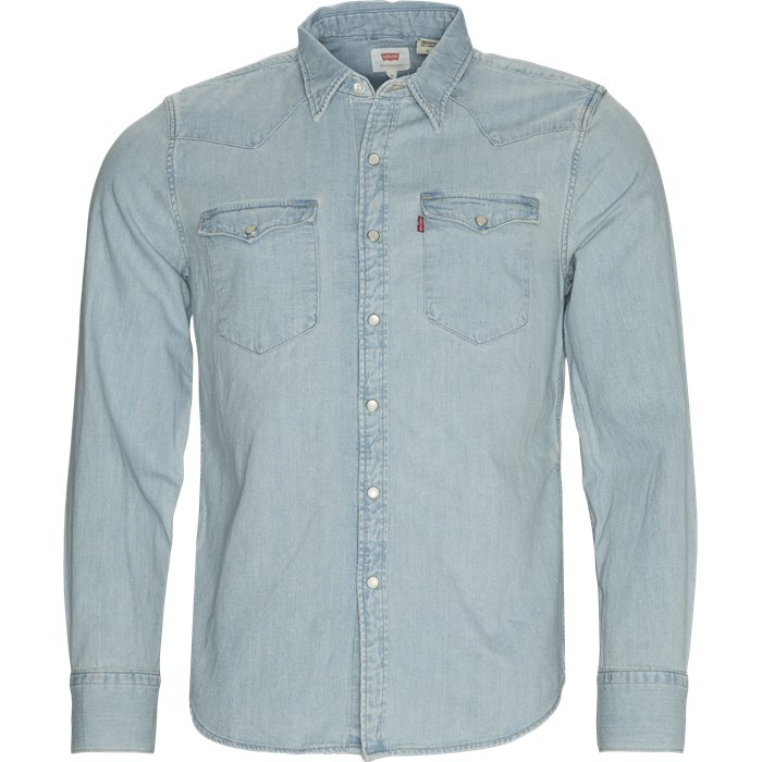 65816-0260 - Skjorter - Regular - Denim
