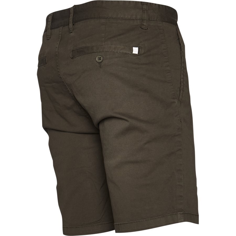 FREDE 2,0 - Frede - Shorts - Regular - ARMY - 3