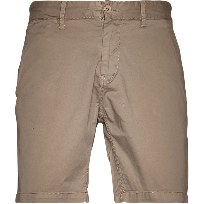 Frede - Shorts - Regular - Sand