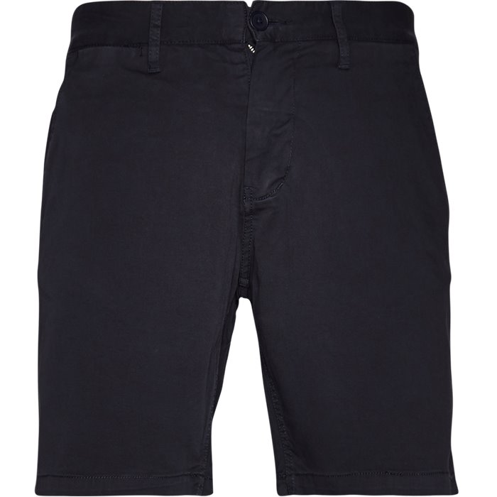 Frede - Shorts - Regular - Blå