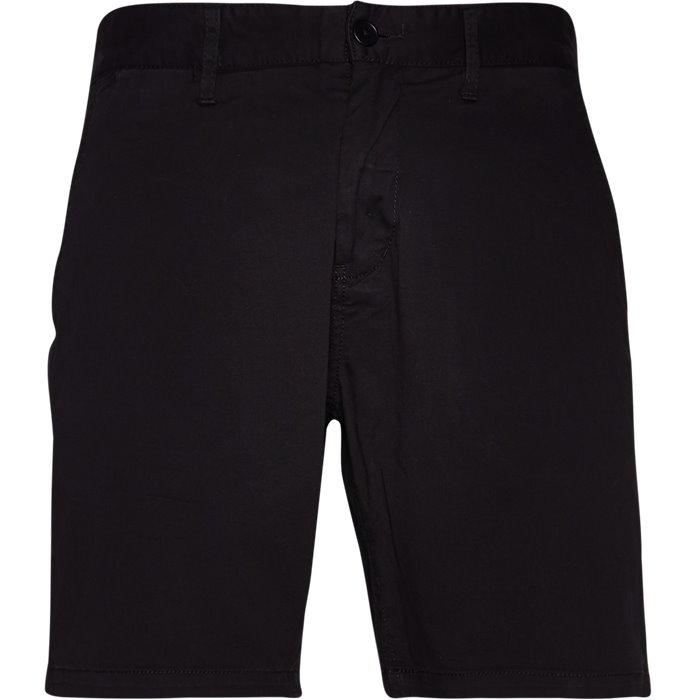 Frede - Shorts - Regular - Sort