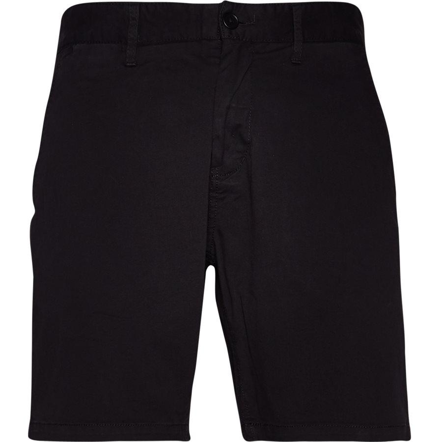 FREDE 2,0 - Frede - Shorts - Regular - SORT - 1