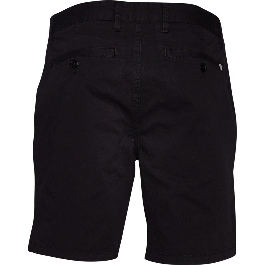 FREDE 2,0 - Frede - Shorts - Regular - SORT - 2