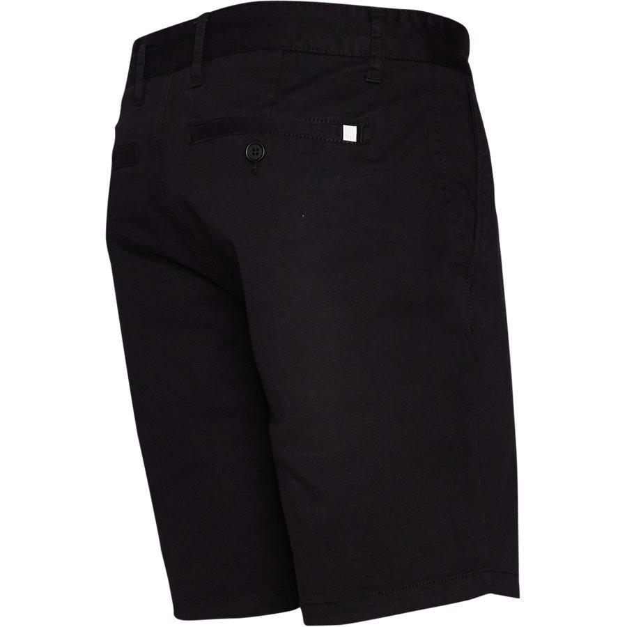 FREDE 2,0 - Frede - Shorts - Regular - SORT - 3