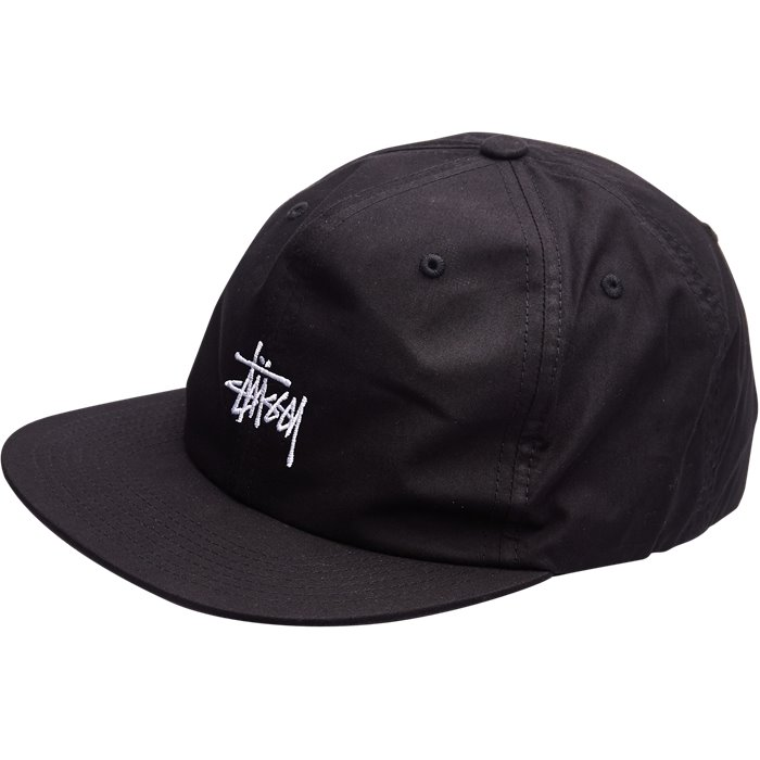 Saturn Strapback - Caps - Sort