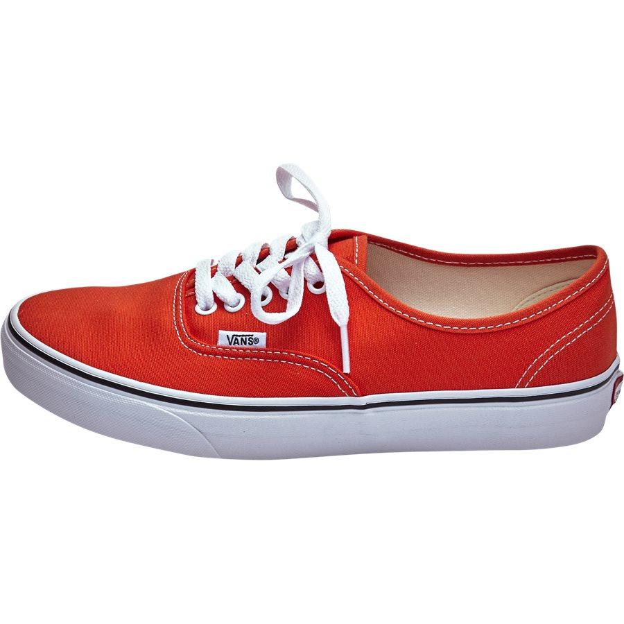 AUTHENTIC VA38EM2W1 - Shoes - ORANGE - 1