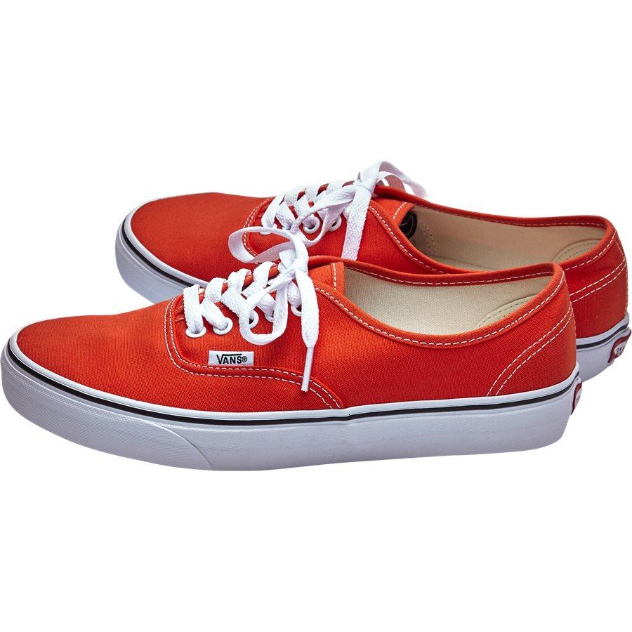 AUTHENTIC VA38EM2W1 - Shoes - ORANGE - 3