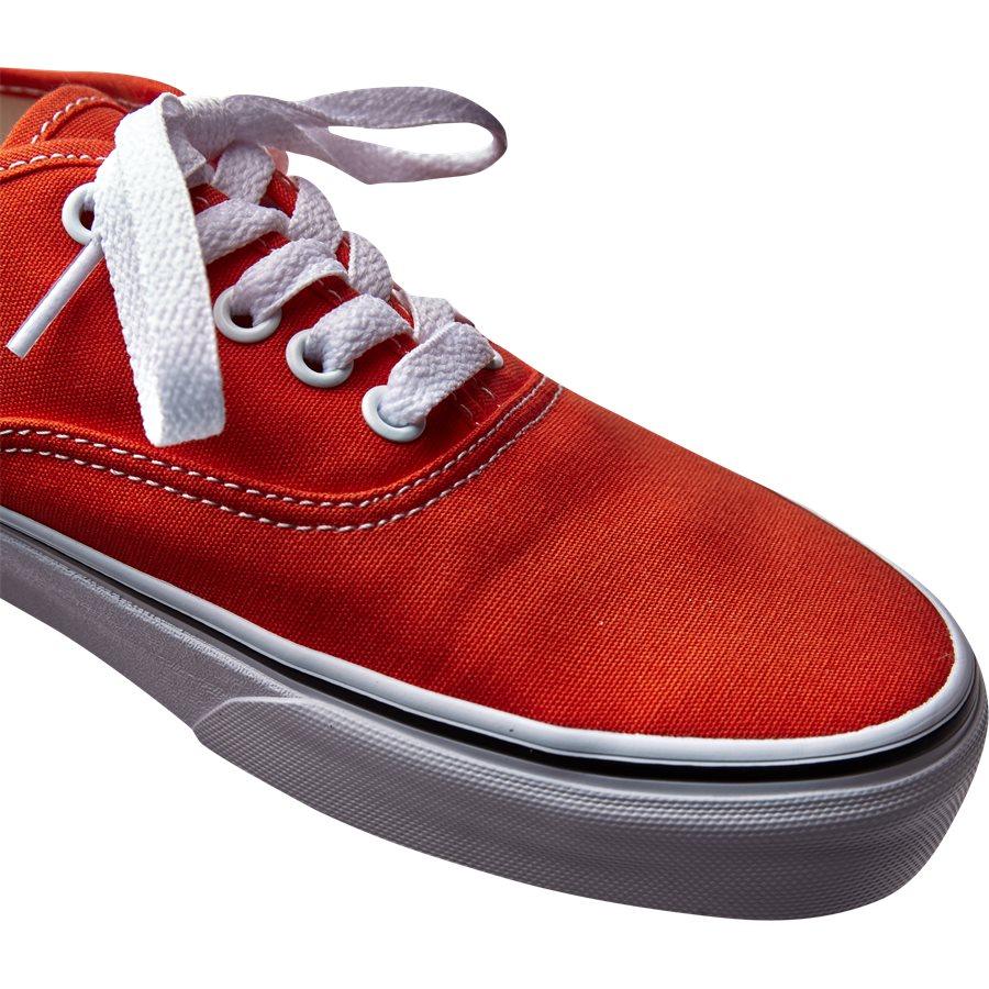AUTHENTIC VA38EM2W1 - Shoes - ORANGE - 4