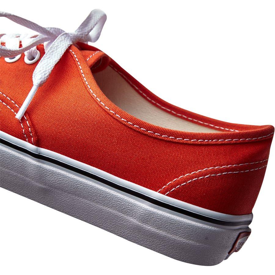 AUTHENTIC VA38EM2W1 - Shoes - ORANGE - 5