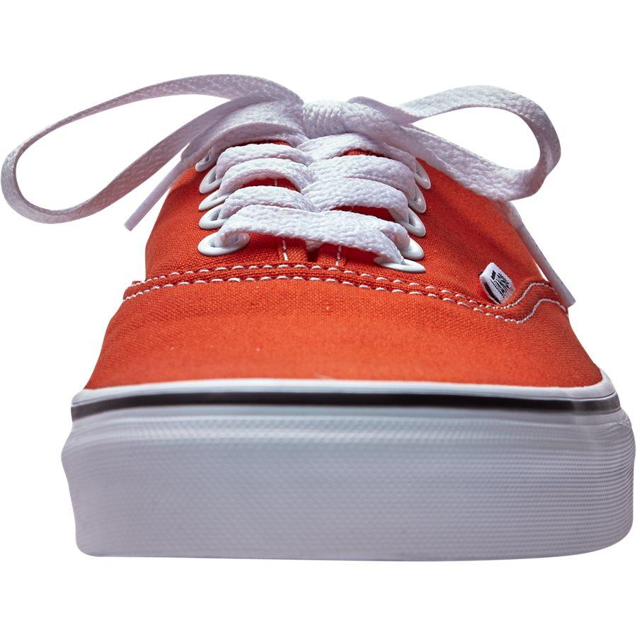 AUTHENTIC VA38EM2W1 - Shoes - ORANGE - 6