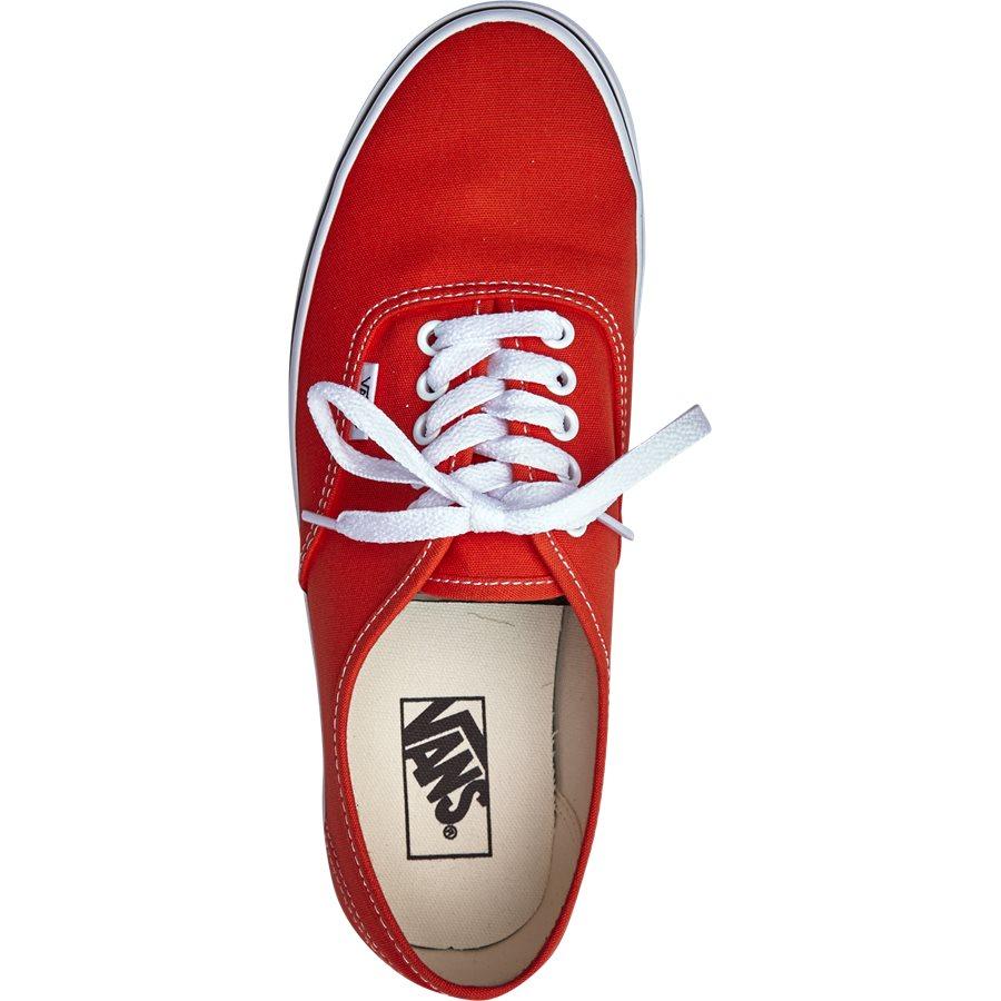 AUTHENTIC VA38EM2W1 - Shoes - ORANGE - 8