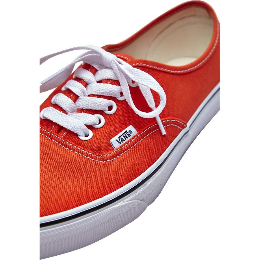 AUTHENTIC VA38EM2W1 - Shoes - ORANGE - 10