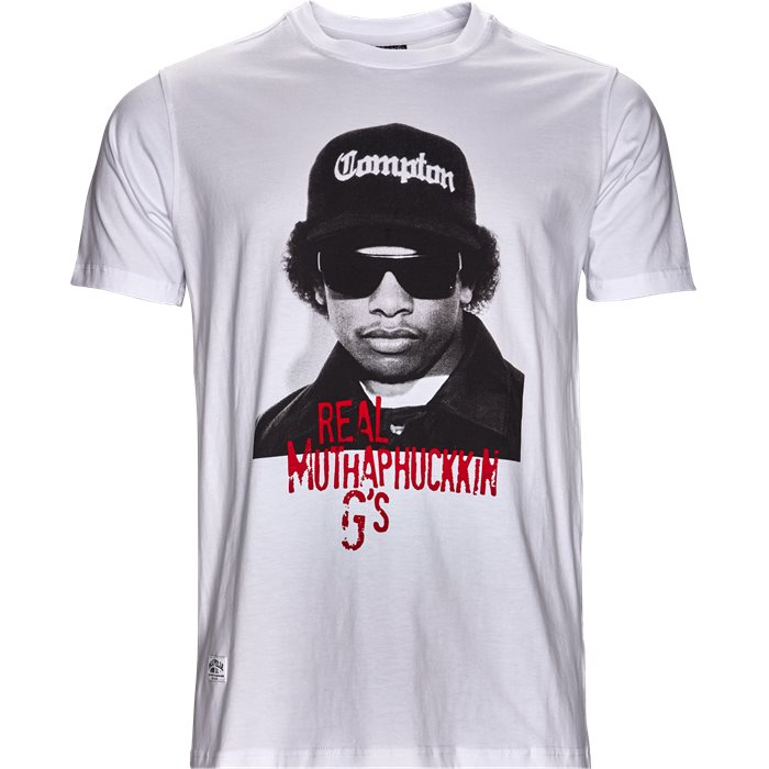 PM 318 - T-shirts - Regular - Hvid