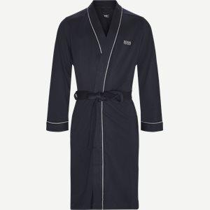 Kimono Morgenkåbe Regular | Kimono Morgenkåbe | Blå