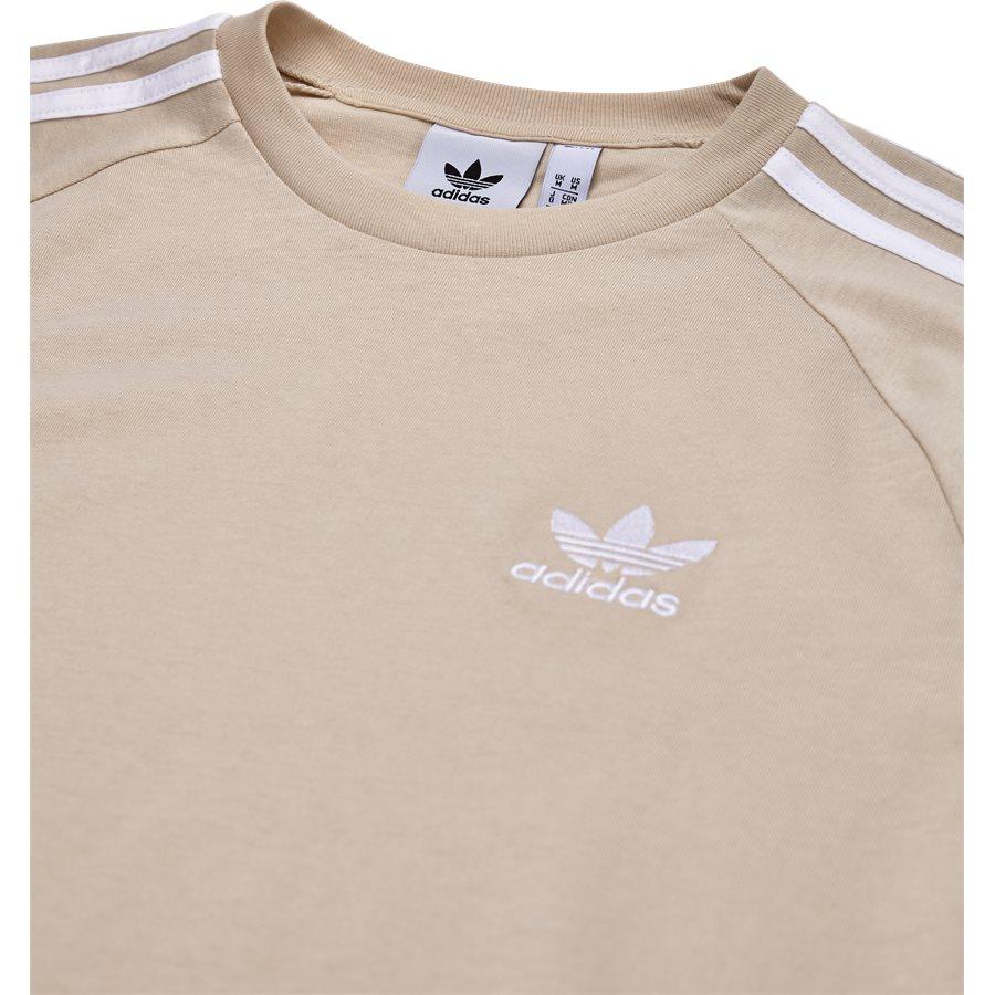 3 STRIPES TEE CZ454 - 3 Stripes Tee - T-shirts - Regular - SAND - 3