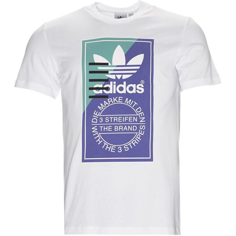 adidas originals Adidas originals tongue label 2 hvid på quint.dk