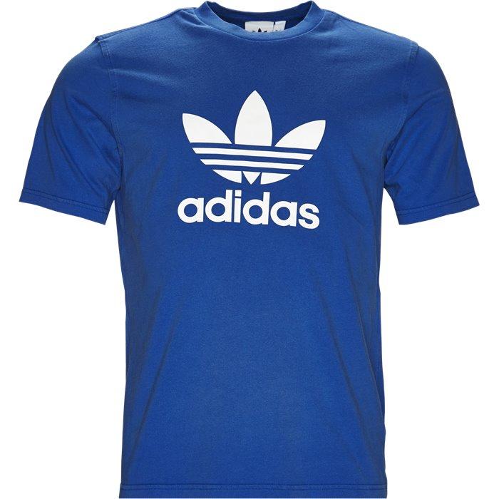 Trefoil T-shirt - T-shirts - Regular - Blå