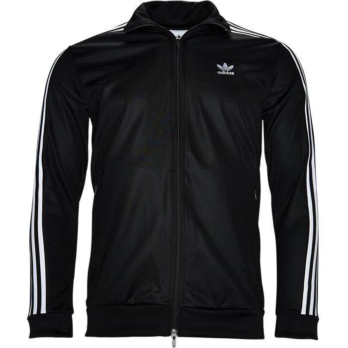 Beckenbauer - Sweatshirts - Regular - Sort
