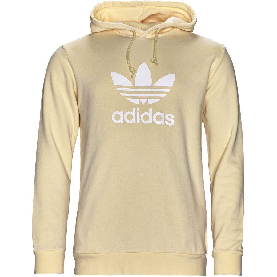 b9554e42 TREFOIL HOODY CW124 - Trefoil Hoody - Sweatshirts - Regular - GUL - 1. Adidas  Originals