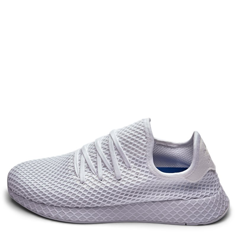 Adidas originals deerupt runner hvid fra adidas originals fra quint.dk