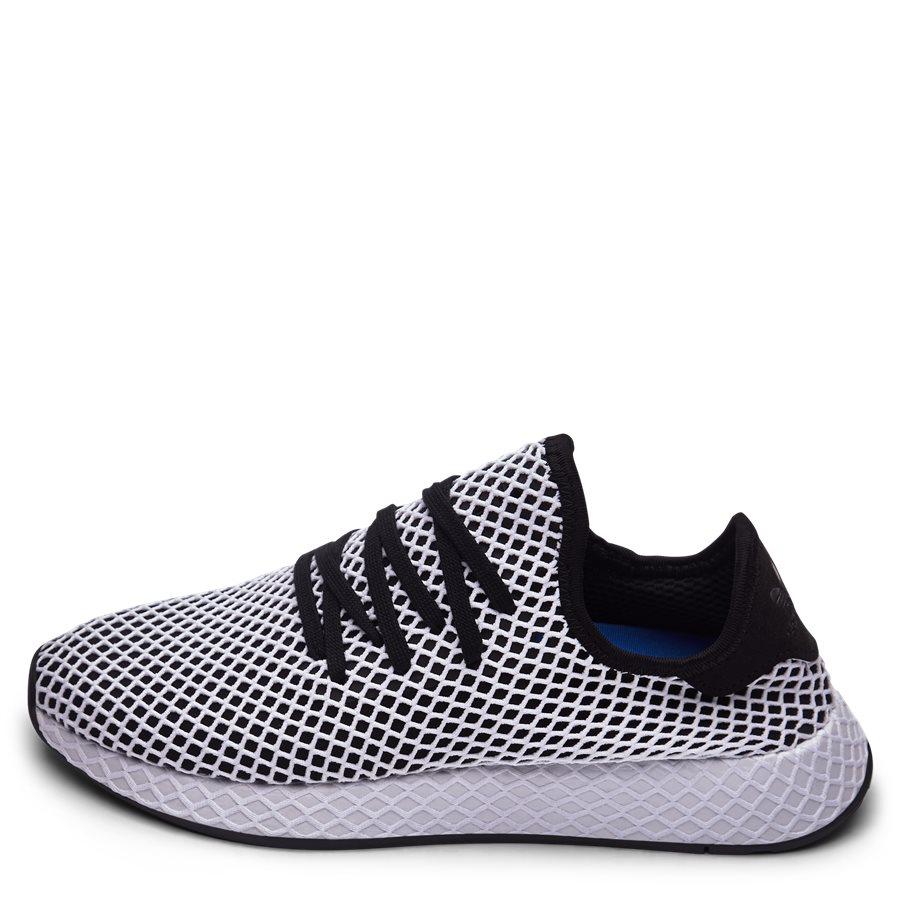 wholesale dealer 78133 26e26 DEERUPT RUNNER CQ262 - Deerupt Runner - Sko - SORT - 1. Adidas Originals