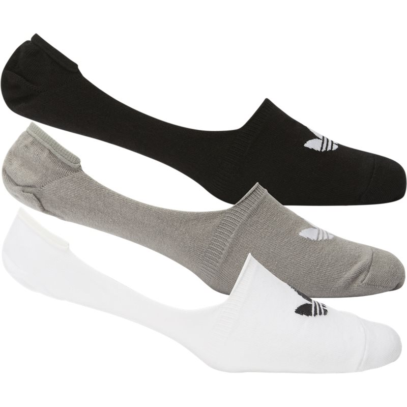 Adidas originals no show socks sort fra adidas originals på quint.dk