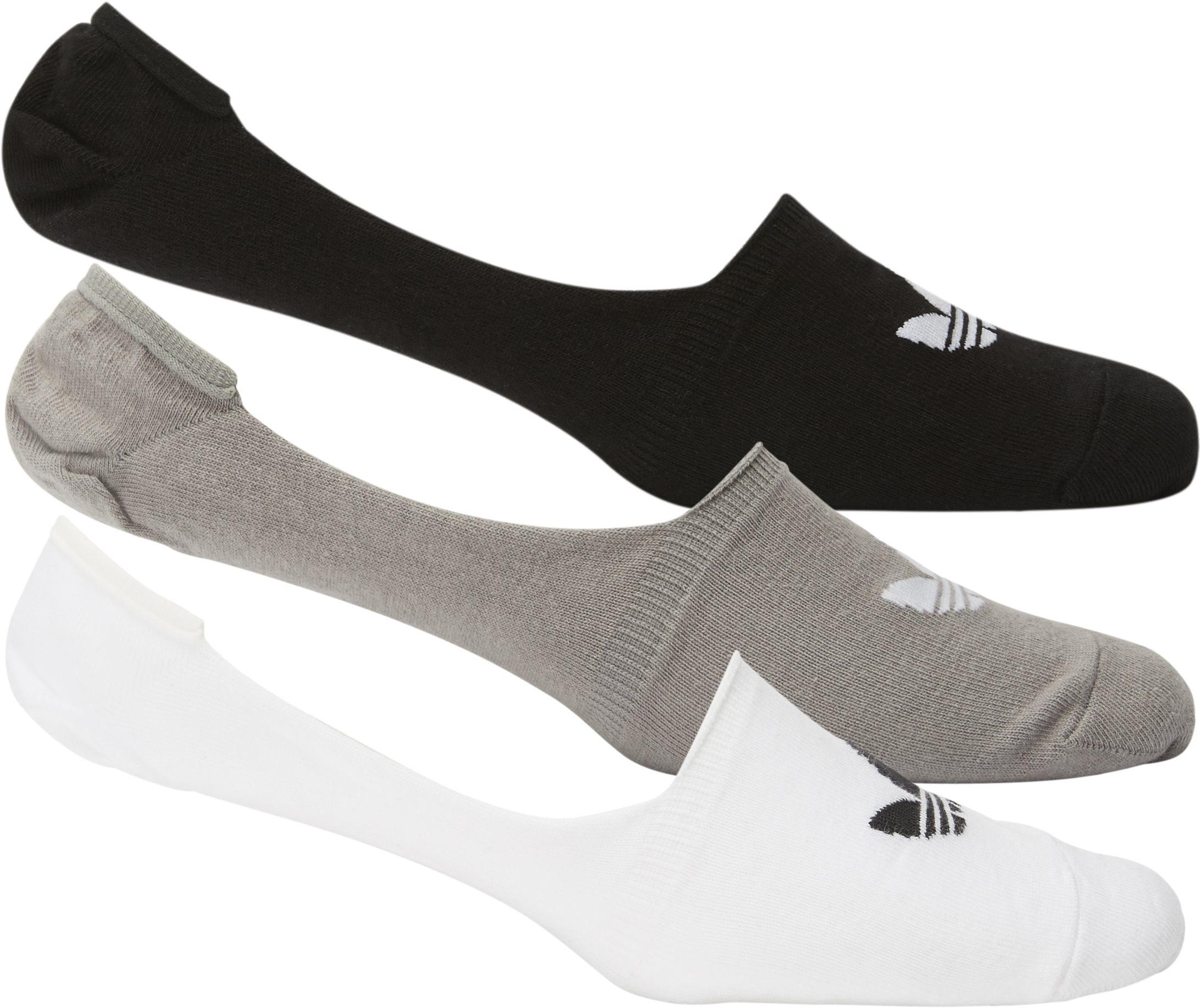 No Show Socks - Strømper - Sort