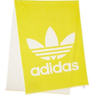 Towel Adicolor håndklæde Towel Adicolor håndklæde | Gul