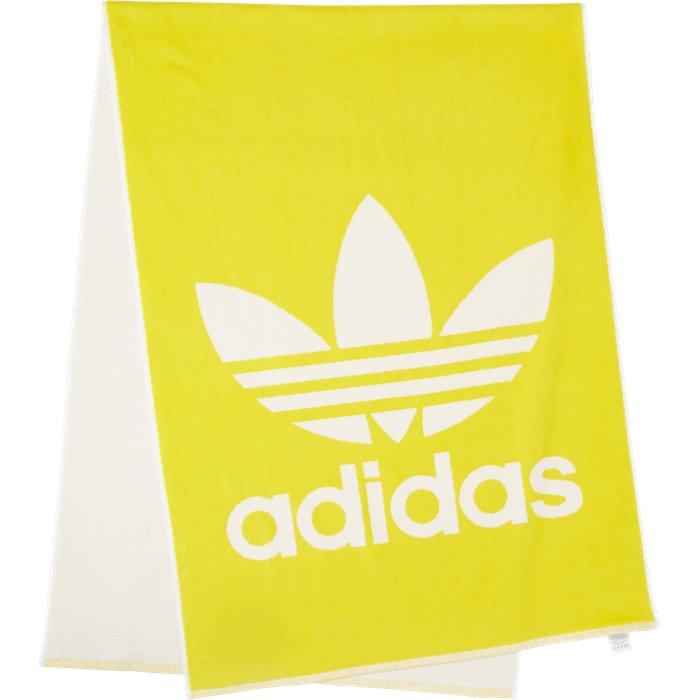 Towel Adicolor håndklæde - Accessories - Gul