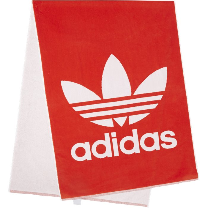 Towel Adicolor - Accessories - Rød