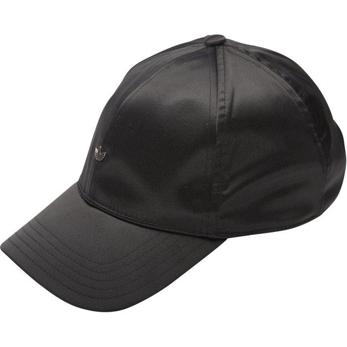 D-Adi Cap - Caps - Sort