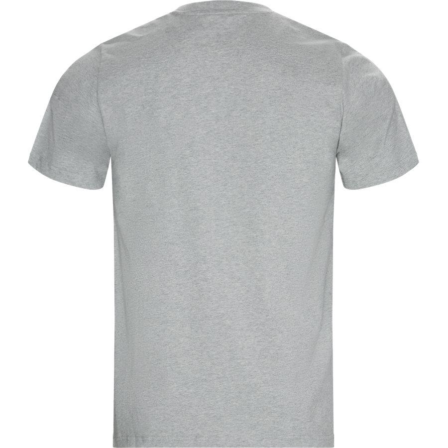 STOCKDALE - Stockdale  - T-shirts - Regular - GRÅ - 2