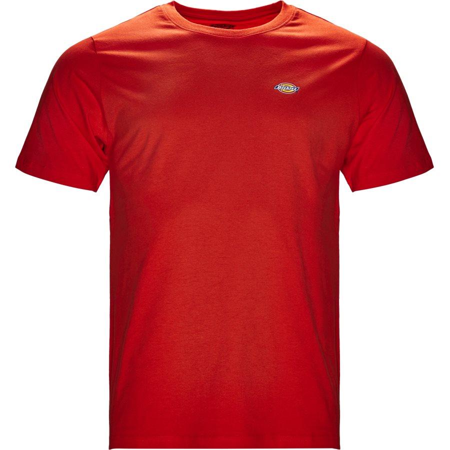 STOCKDALE - Stockdale  - T-shirts - Regular - ORANGE - 1